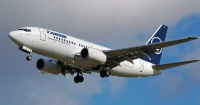 TAROM va introduce noi rute interne