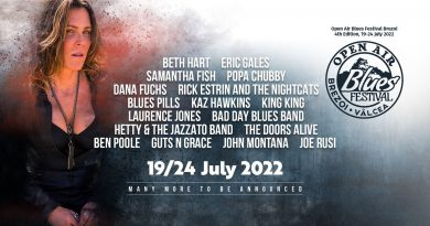 Open Air Blues Festival Brezoi – Vâlcea