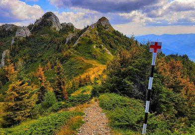 O zi în Ciucaş pe Creasta Zăganului